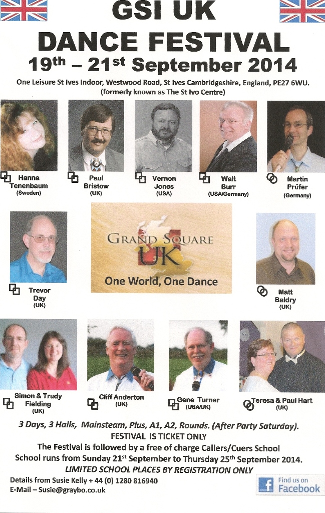 GSI UK Dance Festival 2014